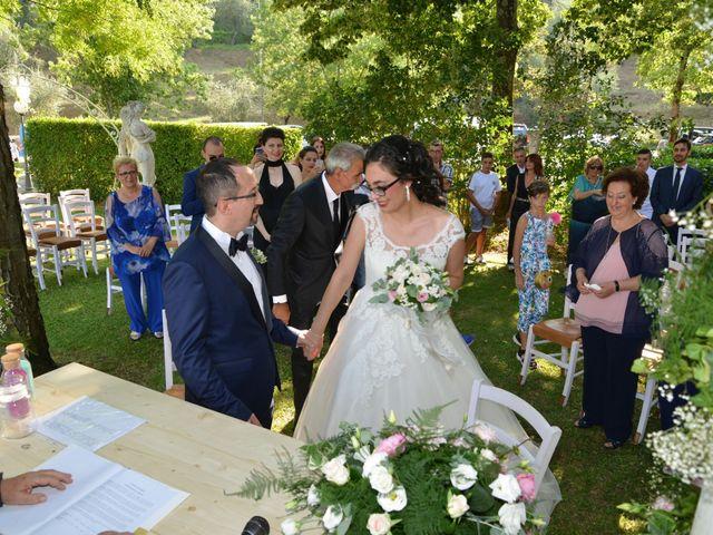 Il matrimonio di Elisa e Andrea a Montecatini-Terme, Pistoia 53