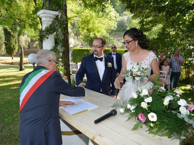 Il matrimonio di Elisa e Andrea a Montecatini-Terme, Pistoia 54