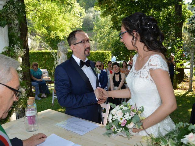 Il matrimonio di Elisa e Andrea a Montecatini-Terme, Pistoia 57