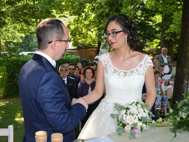 Il matrimonio di Elisa e Andrea a Montecatini-Terme, Pistoia 58