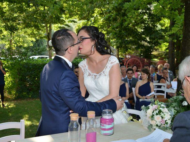 Il matrimonio di Elisa e Andrea a Montecatini-Terme, Pistoia 61