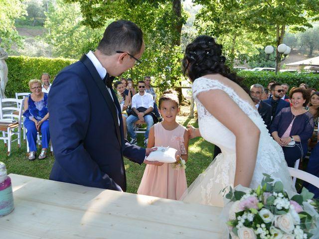 Il matrimonio di Elisa e Andrea a Montecatini-Terme, Pistoia 66