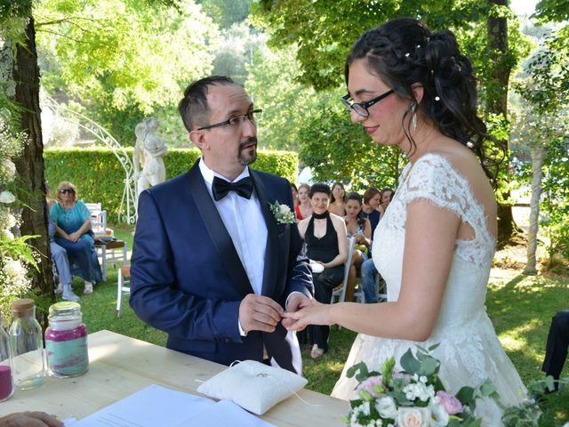 Il matrimonio di Elisa e Andrea a Montecatini-Terme, Pistoia 68