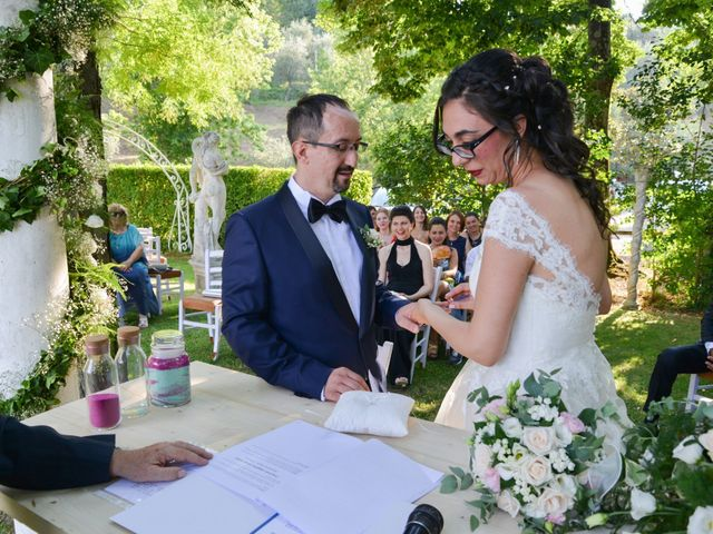 Il matrimonio di Elisa e Andrea a Montecatini-Terme, Pistoia 70