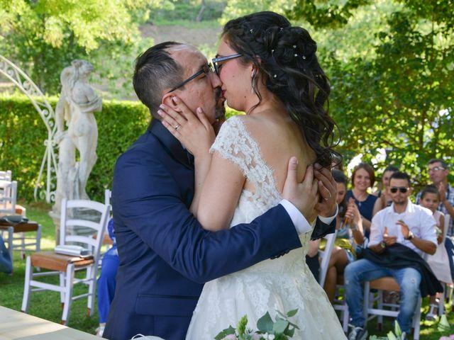 Il matrimonio di Elisa e Andrea a Montecatini-Terme, Pistoia 74