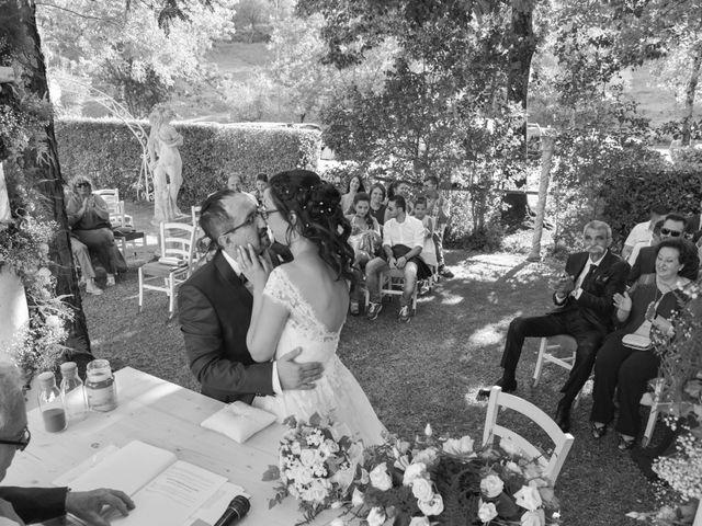 Il matrimonio di Elisa e Andrea a Montecatini-Terme, Pistoia 75