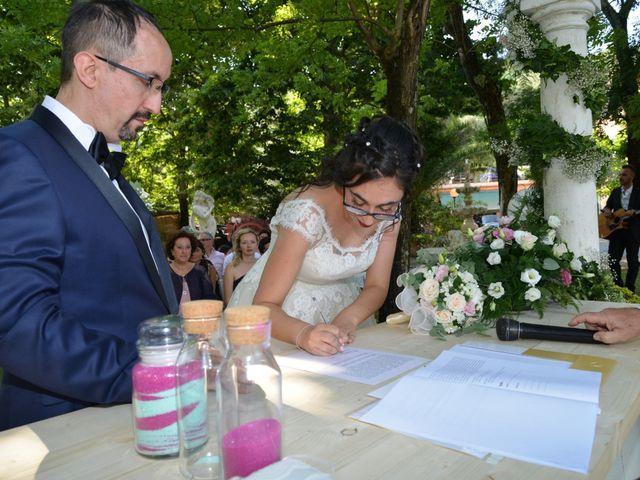 Il matrimonio di Elisa e Andrea a Montecatini-Terme, Pistoia 76