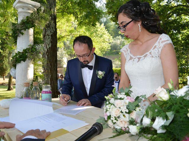 Il matrimonio di Elisa e Andrea a Montecatini-Terme, Pistoia 77