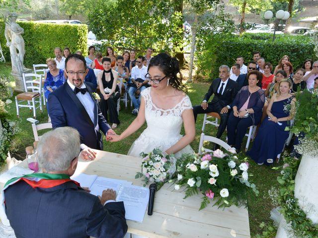 Il matrimonio di Elisa e Andrea a Montecatini-Terme, Pistoia 79