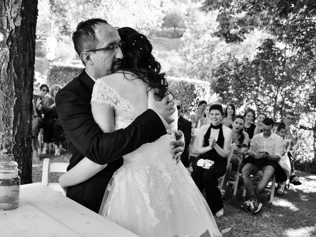 Il matrimonio di Elisa e Andrea a Montecatini-Terme, Pistoia 80