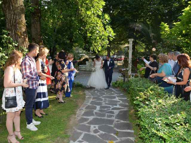 Il matrimonio di Elisa e Andrea a Montecatini-Terme, Pistoia 84