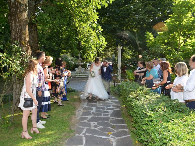 Il matrimonio di Elisa e Andrea a Montecatini-Terme, Pistoia 85
