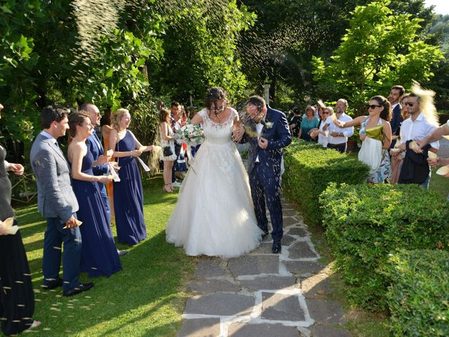 Il matrimonio di Elisa e Andrea a Montecatini-Terme, Pistoia 88