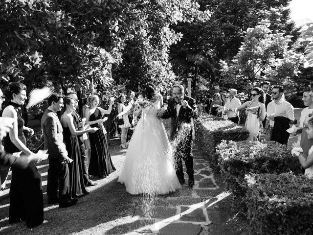 Il matrimonio di Elisa e Andrea a Montecatini-Terme, Pistoia 89