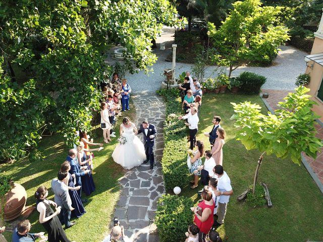 Il matrimonio di Elisa e Andrea a Montecatini-Terme, Pistoia 90