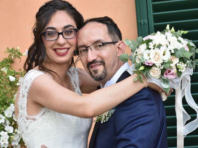 Il matrimonio di Elisa e Andrea a Montecatini-Terme, Pistoia 94