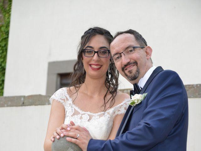Il matrimonio di Elisa e Andrea a Montecatini-Terme, Pistoia 96