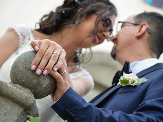 Il matrimonio di Elisa e Andrea a Montecatini-Terme, Pistoia 99