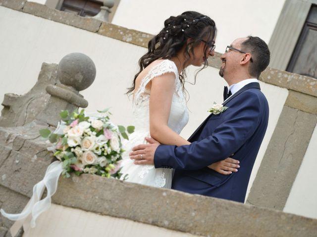Il matrimonio di Elisa e Andrea a Montecatini-Terme, Pistoia 101