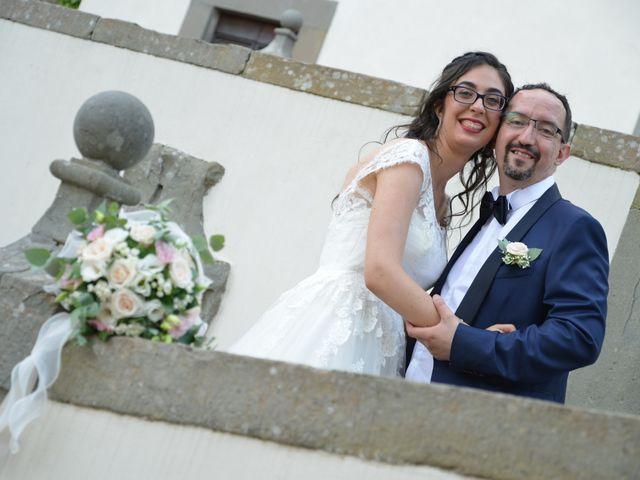 Il matrimonio di Elisa e Andrea a Montecatini-Terme, Pistoia 102