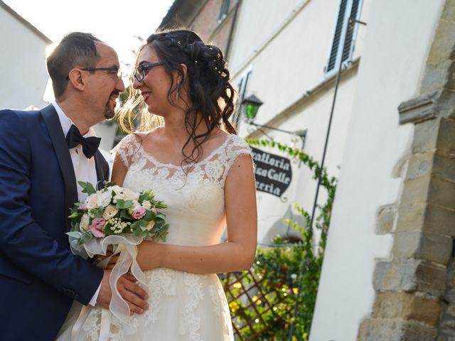 Il matrimonio di Elisa e Andrea a Montecatini-Terme, Pistoia 103