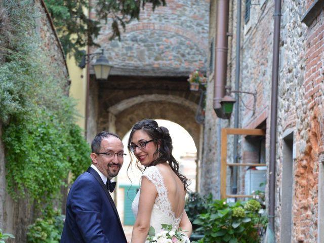 Il matrimonio di Elisa e Andrea a Montecatini-Terme, Pistoia 104