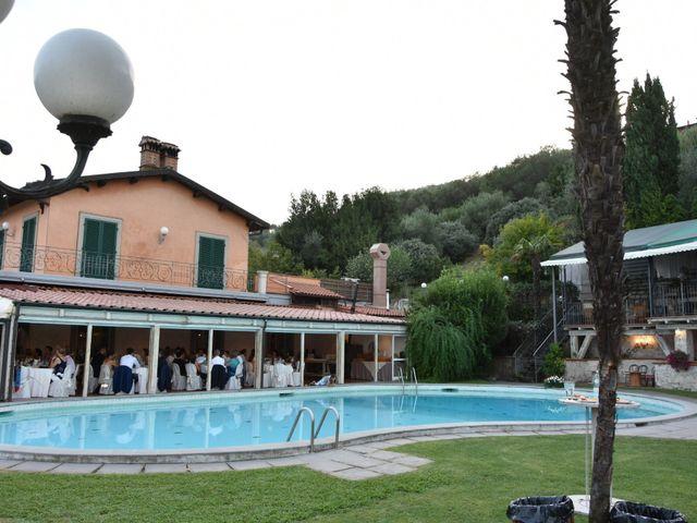 Il matrimonio di Elisa e Andrea a Montecatini-Terme, Pistoia 124