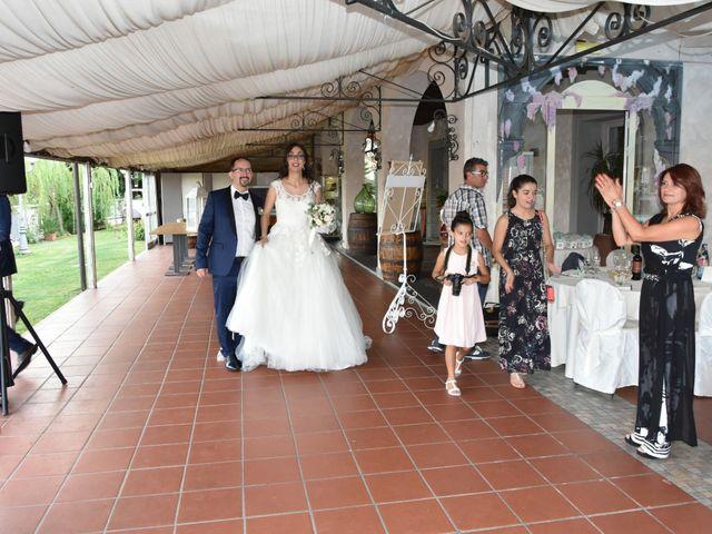 Il matrimonio di Elisa e Andrea a Montecatini-Terme, Pistoia 127