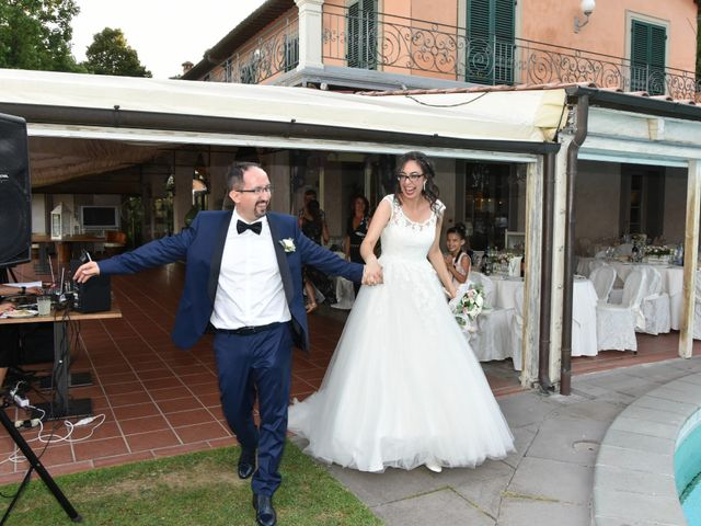 Il matrimonio di Elisa e Andrea a Montecatini-Terme, Pistoia 128