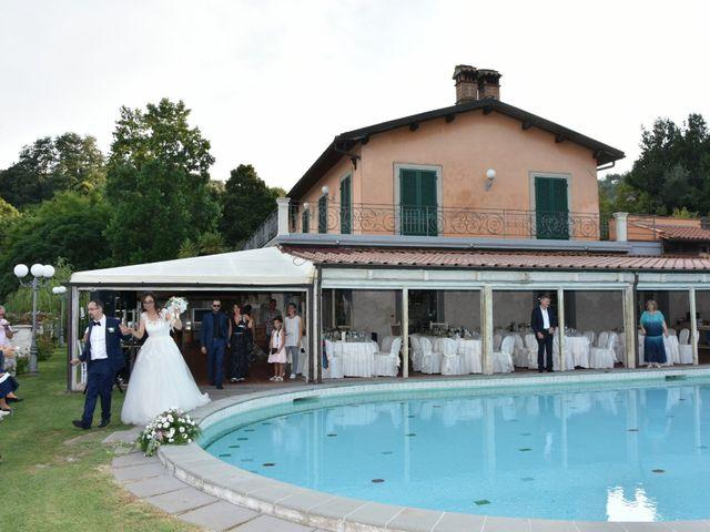 Il matrimonio di Elisa e Andrea a Montecatini-Terme, Pistoia 129