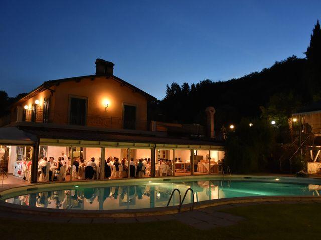 Il matrimonio di Elisa e Andrea a Montecatini-Terme, Pistoia 135