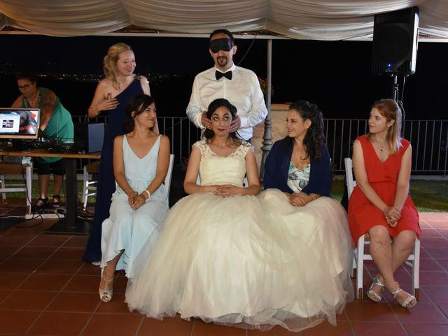 Il matrimonio di Elisa e Andrea a Montecatini-Terme, Pistoia 139