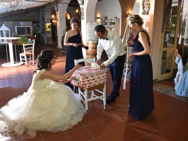 Il matrimonio di Elisa e Andrea a Montecatini-Terme, Pistoia 142