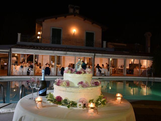 Il matrimonio di Elisa e Andrea a Montecatini-Terme, Pistoia 151