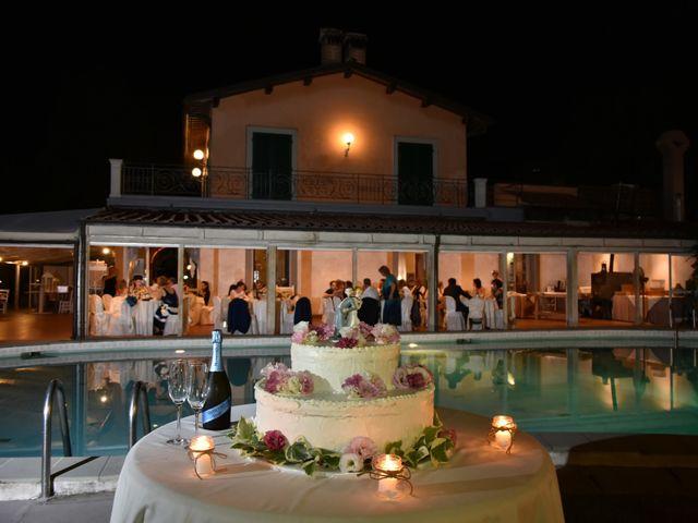 Il matrimonio di Elisa e Andrea a Montecatini-Terme, Pistoia 152