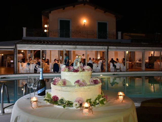 Il matrimonio di Elisa e Andrea a Montecatini-Terme, Pistoia 153