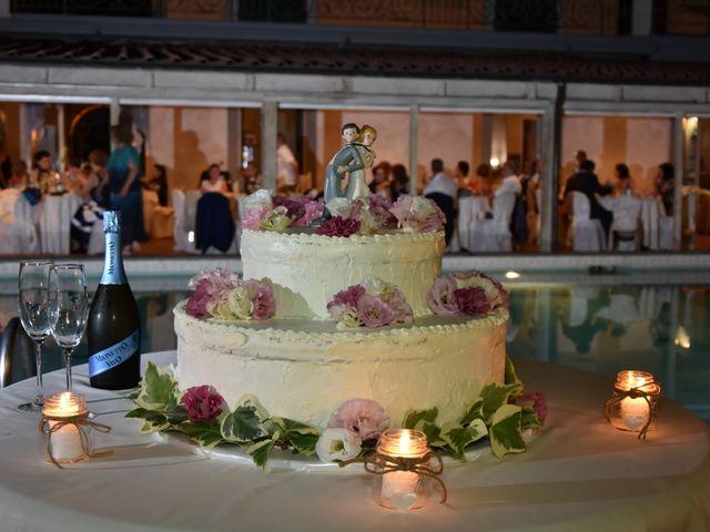 Il matrimonio di Elisa e Andrea a Montecatini-Terme, Pistoia 154