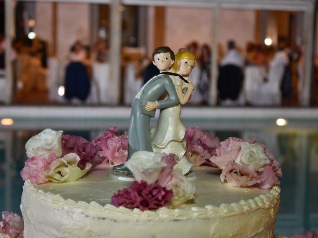 Il matrimonio di Elisa e Andrea a Montecatini-Terme, Pistoia 155