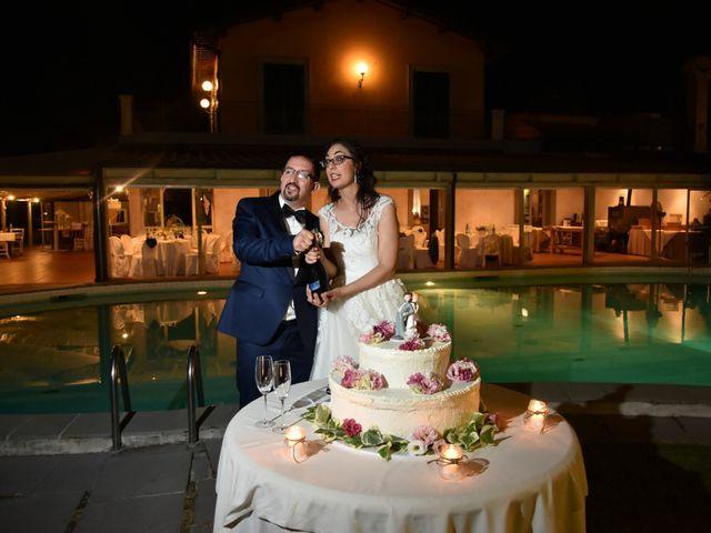 Il matrimonio di Elisa e Andrea a Montecatini-Terme, Pistoia 157