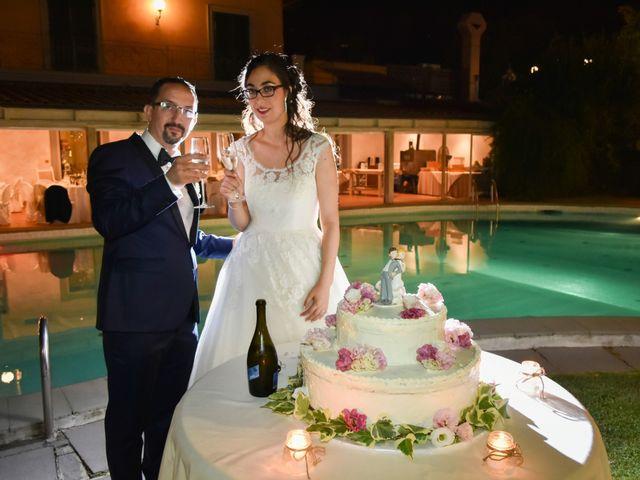 Il matrimonio di Elisa e Andrea a Montecatini-Terme, Pistoia 158