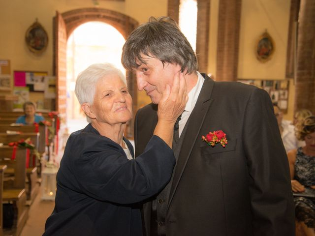 Il matrimonio di Franco e Cristina a Fontanellato, Parma 6