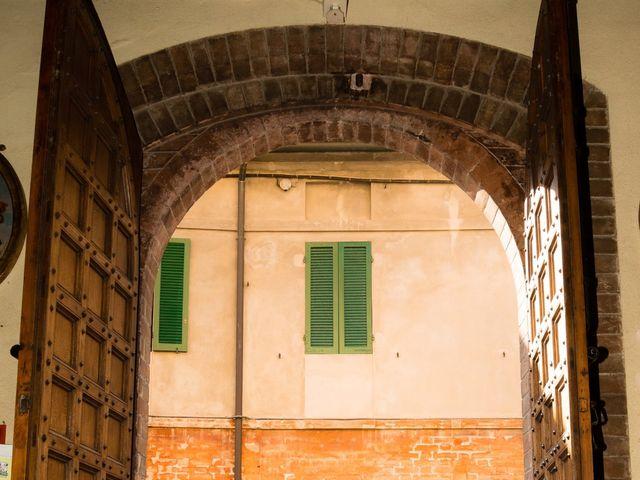 Il matrimonio di Franco e Cristina a Fontanellato, Parma 7