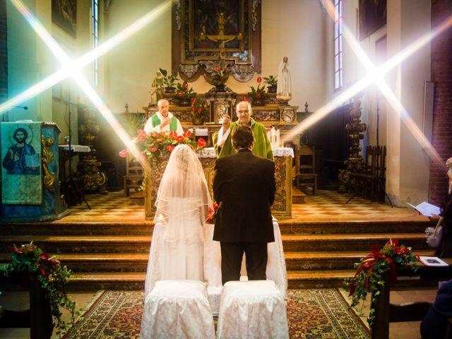 Il matrimonio di Franco e Cristina a Fontanellato, Parma 8
