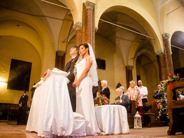 Il matrimonio di Franco e Cristina a Fontanellato, Parma 9