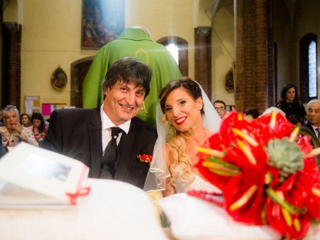 Il matrimonio di Franco e Cristina a Fontanellato, Parma 10