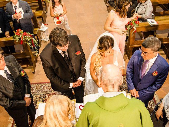 Il matrimonio di Franco e Cristina a Fontanellato, Parma 1