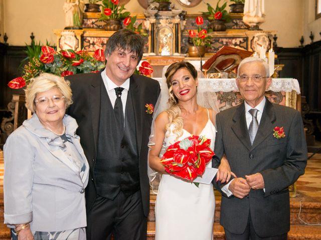 Il matrimonio di Franco e Cristina a Fontanellato, Parma 12