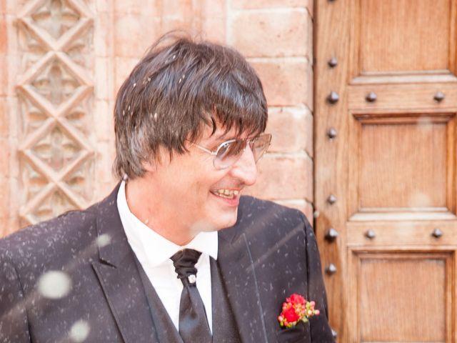 Il matrimonio di Franco e Cristina a Fontanellato, Parma 14