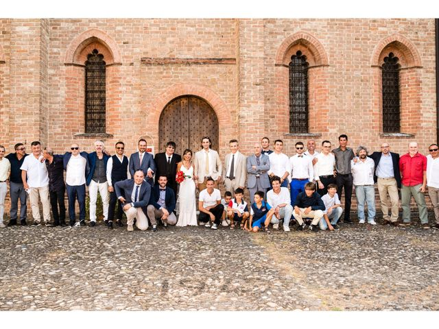 Il matrimonio di Franco e Cristina a Fontanellato, Parma 15