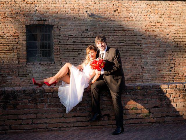 Il matrimonio di Franco e Cristina a Fontanellato, Parma 16